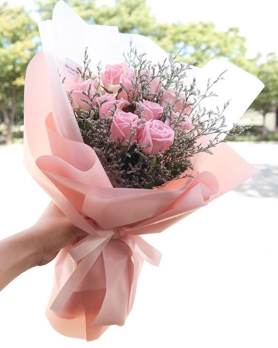 Bouquet of flowers for Mother's Day