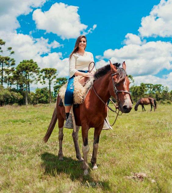 Horseback riding for Mother's Day