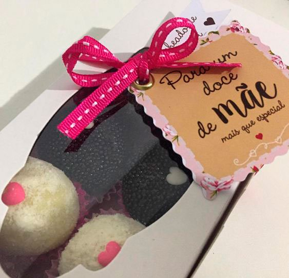 Gourmet sweets for Mother's Day
