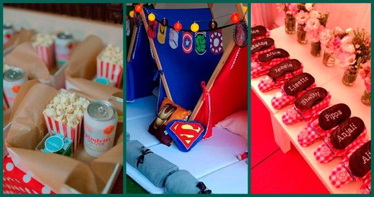1584625857 Pajama Party Ideas »15 Ideas for Fun