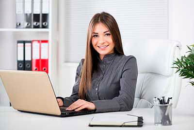Work as a virtual assistant at home