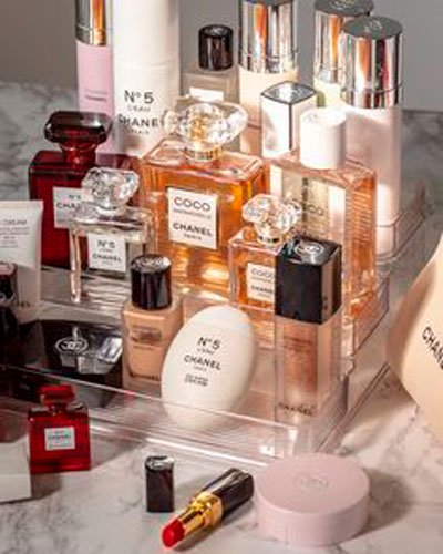 Resale cosmetics at home