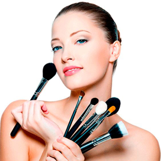 Be a professional makeup artist at home