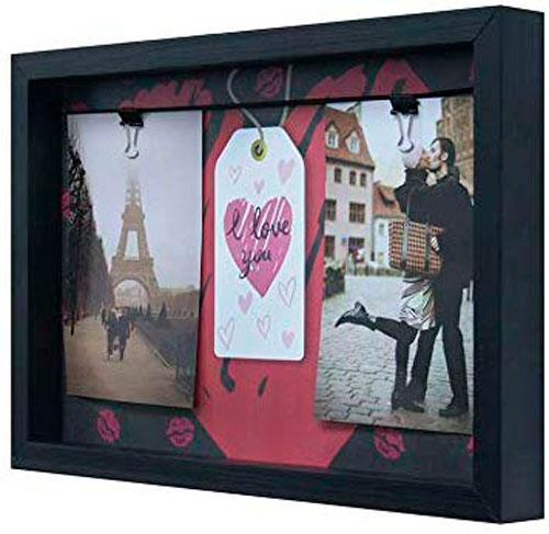 Gift picture frame for boyfriend