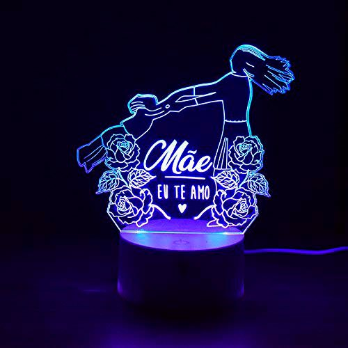 Birthday gifts for mom »3D lamp