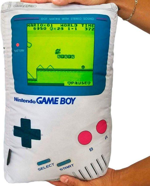 Game Boy Cushion for Boyfriend