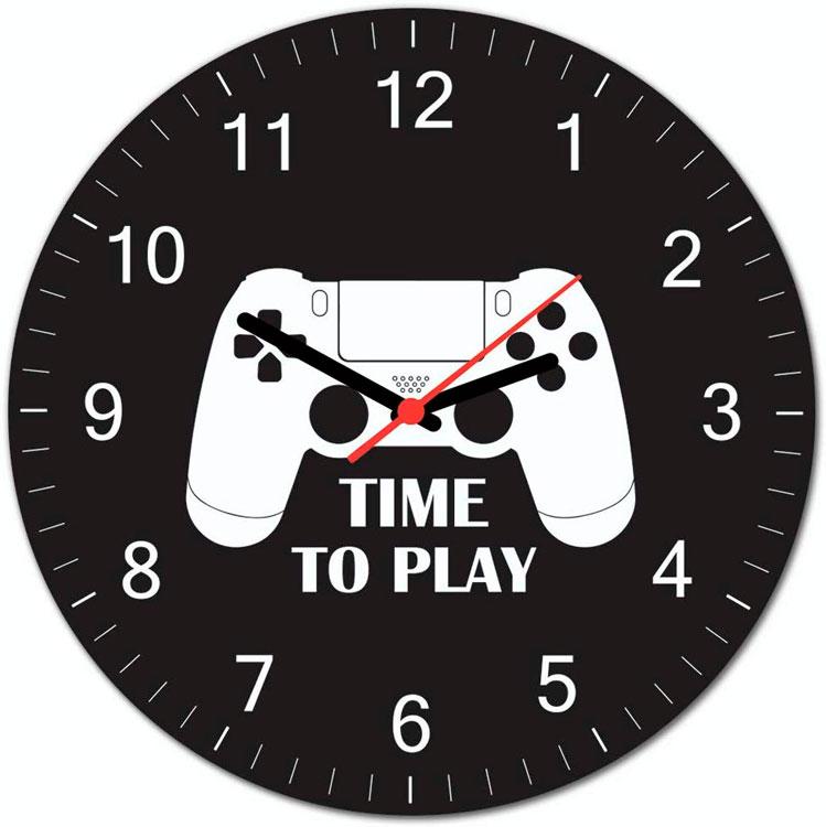 Gift wall clock for boyfriend
