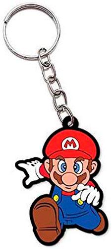 Super Mario keychain as a gift for boyfriend