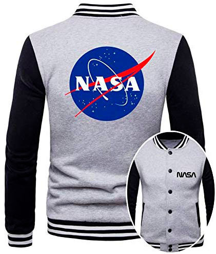 NASA sweatshirt for nerdy boyfriend