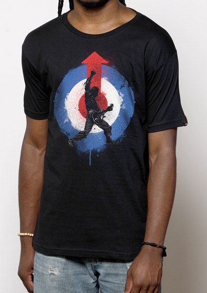 Gifts for musician boyfriend »Band T-shirt
