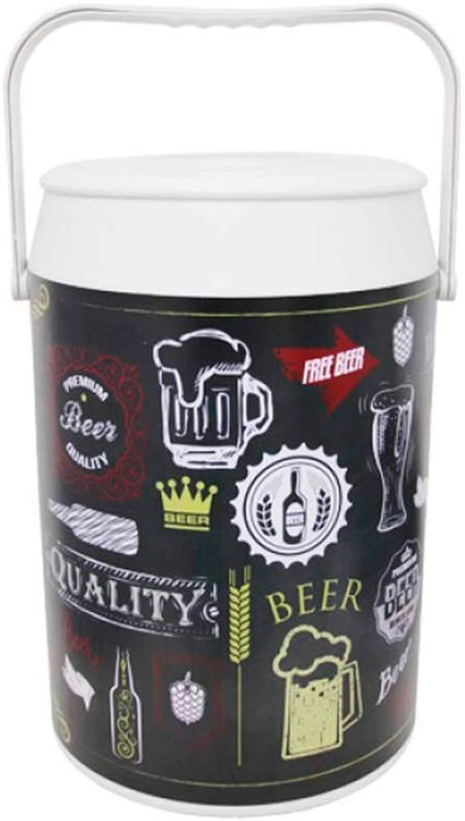 Birthday gifts for brother »Cooler for beer