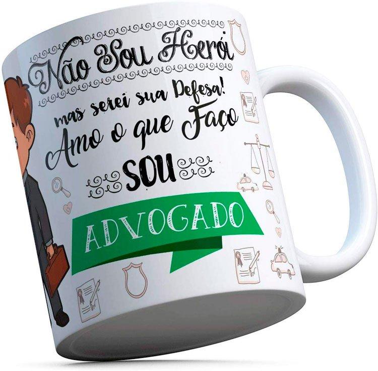Gifts for lawyer boyfriend »Personalized mug