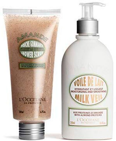 Exfoliation and hydration kit for Mother's Day