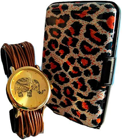 Mother's Day watch and wallet kit