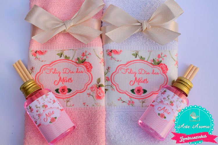 Mother environment towel and scent