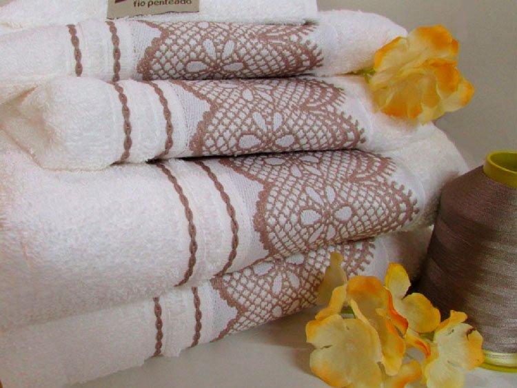 Bath towel set for Mother's Day