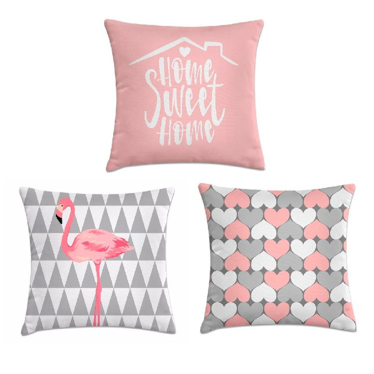 Kit for Mother's Day with pillows