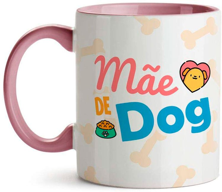 Personalized Mugs for Mother's Day - Dog Mom