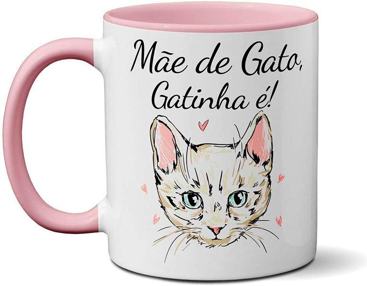 Mug for cat mom