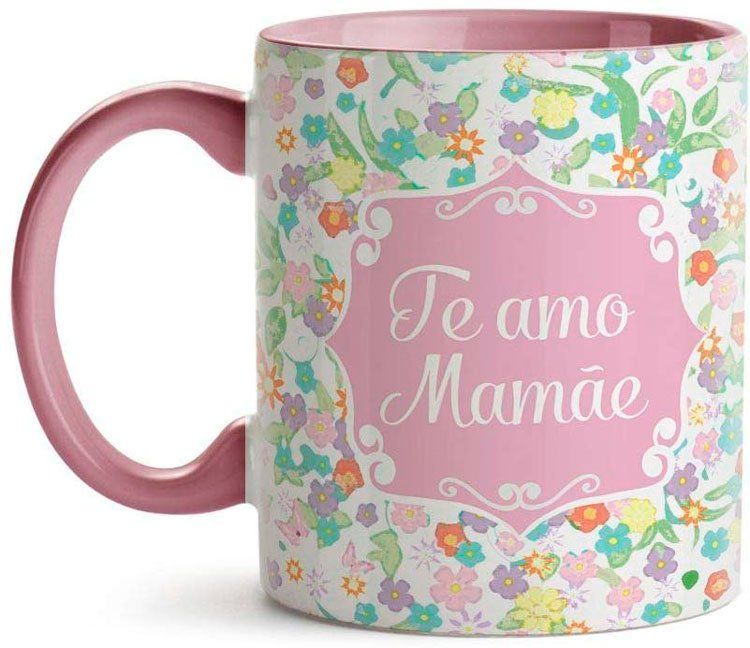 Personalized mugs for Mother's Day with declaration of love