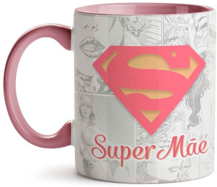 Personalized mugs for Mother's Day »Super Mom