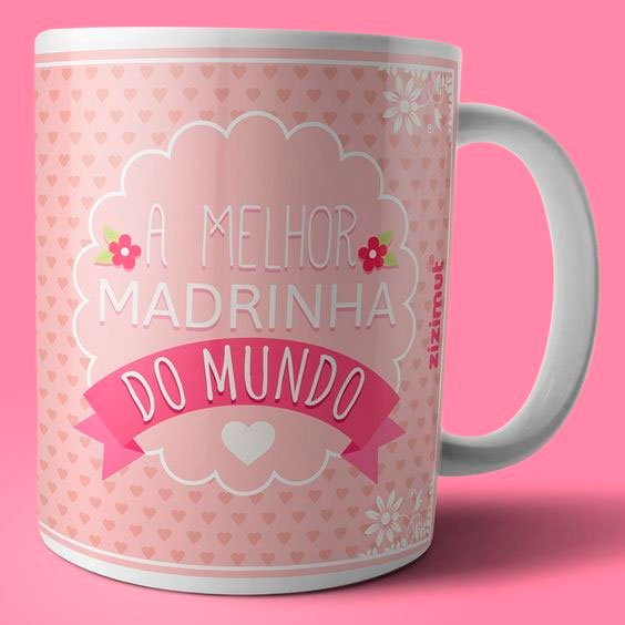 Mug for Mother's Day for best godmother