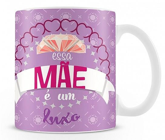 Mug this mother is a luxury