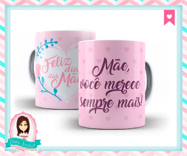 Mug for mom you always deserve more