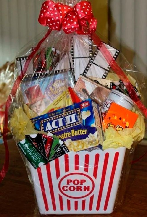 Cinema Mother's Day Basket