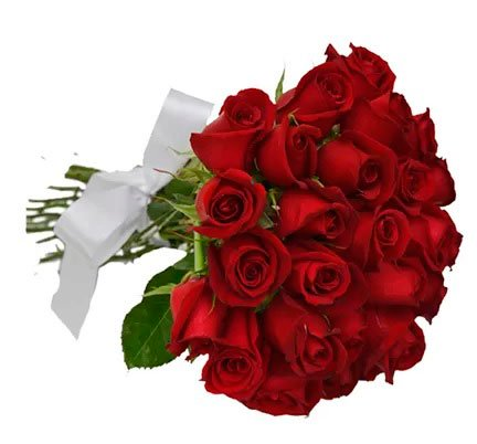 Wedding anniversary gifts »Bouquet of red roses