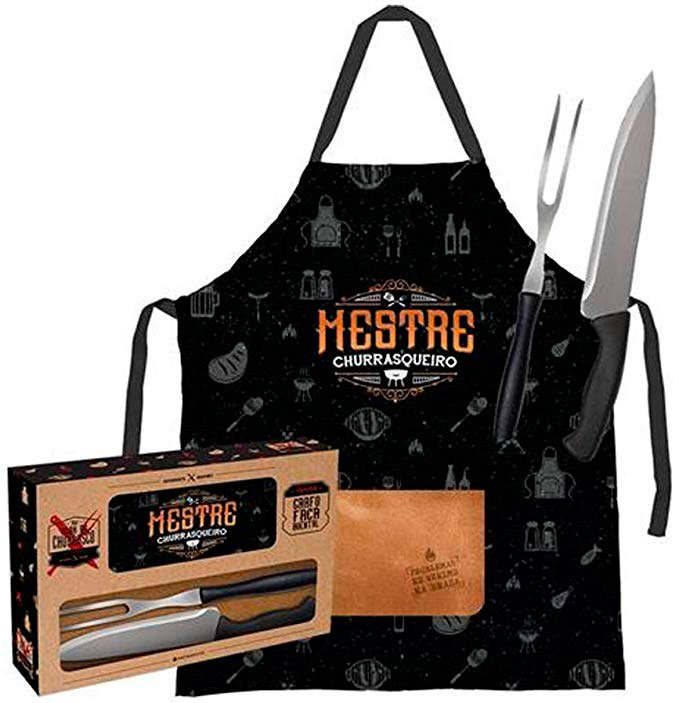 Wedding anniversary gifts »Master barbecue kit