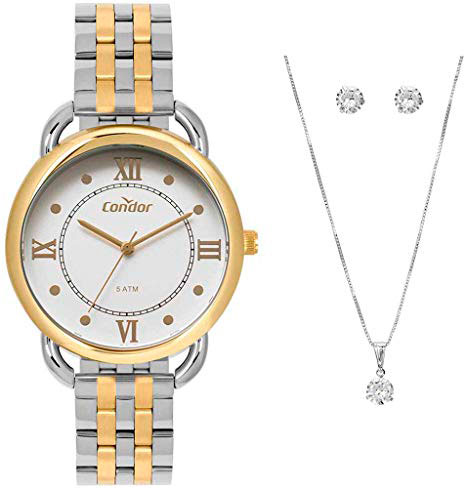 Birthday gifts for woman »Watch and necklace