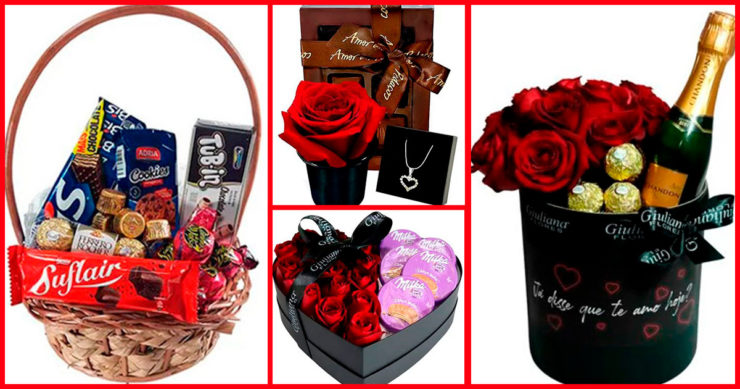 1586001391 Basket of Chocolates for Girlfriend »15 Suggestions for the Beloved