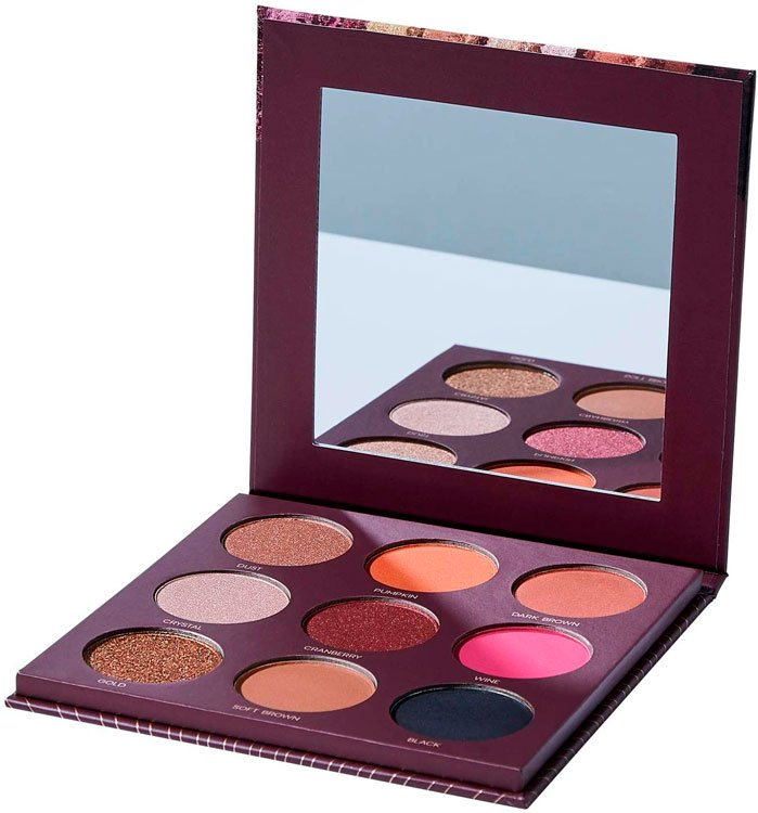 Birthday gifts for sister »Eyeshadow palette