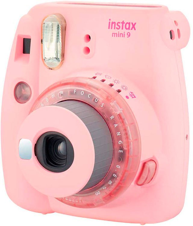 Instant gift camera for sister