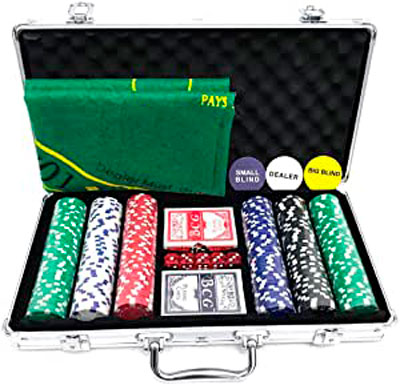 Birthday gifts for friend »Poker case