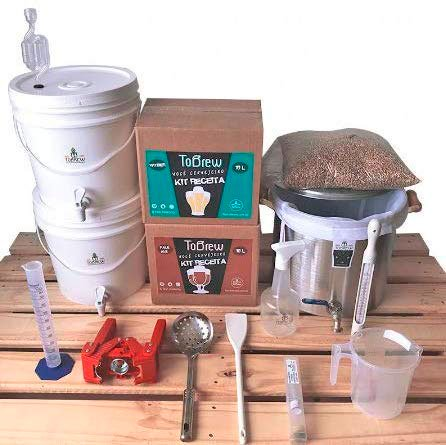 Gift Ideas for Boyfriend »Kit for craft beer production