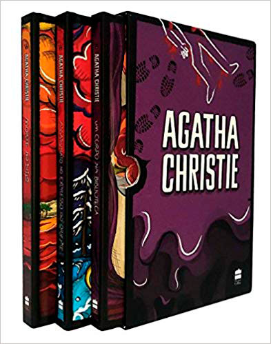 Agatha Christie Book Collection for Reading Mother