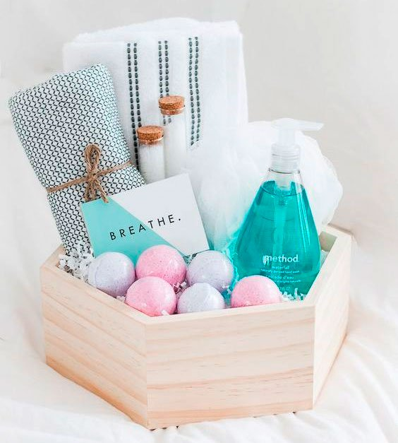 Relax gift kit for Mother's Day