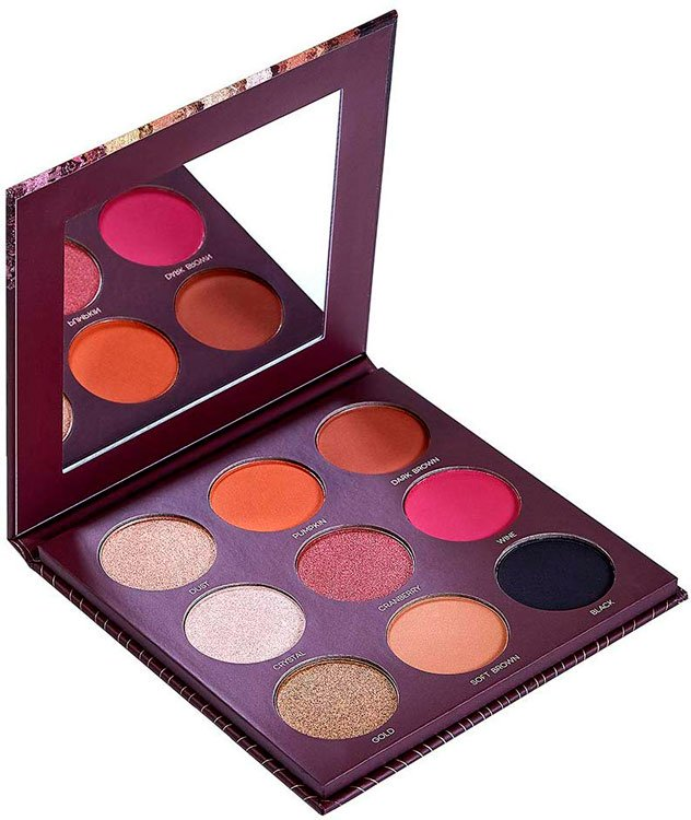 Gift eyeshadow palette for your friend