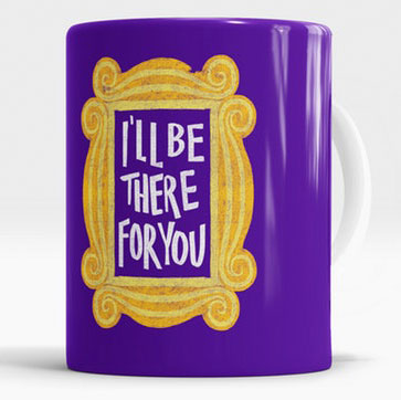 Birthday gifts for a friend »Personalized mug