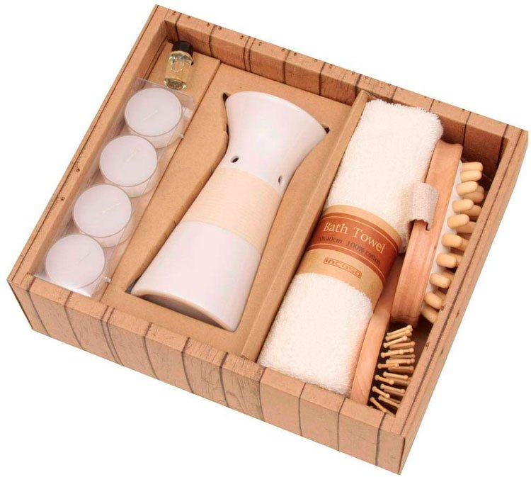 Birthday Gifts for Wife »SPA Kit