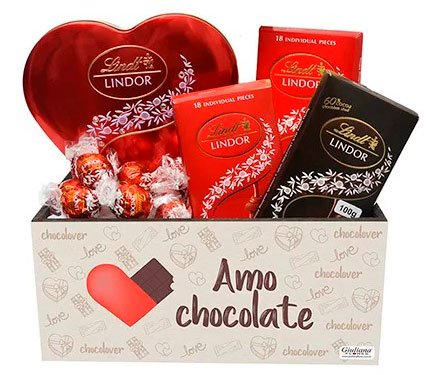 Birthday gifts for wife »Chocolate basket