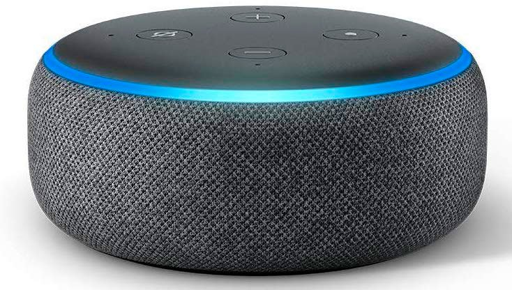 Echo as a gift for the technological wife