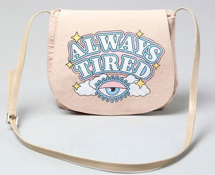 Funny bag for girlfriend
