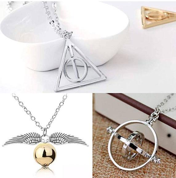 Harry Potter necklace kit for super fan girlfriend