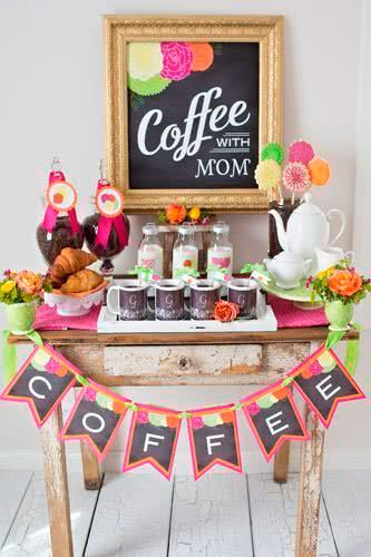 Coffee for Mother's Day