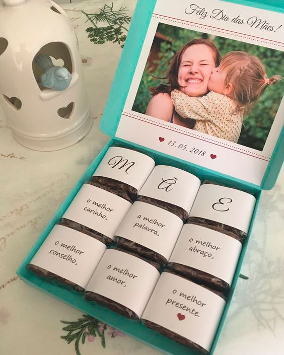 Mother's Day Favors