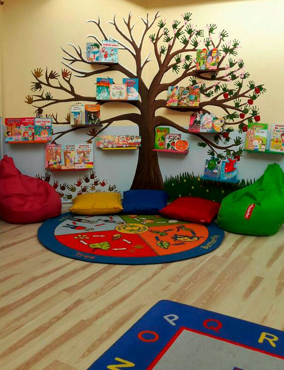 Create a playroom