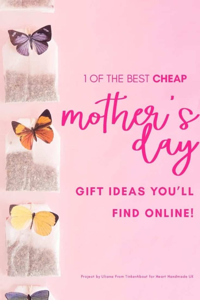 Cheap Gifts Tips for Mothers Day 16